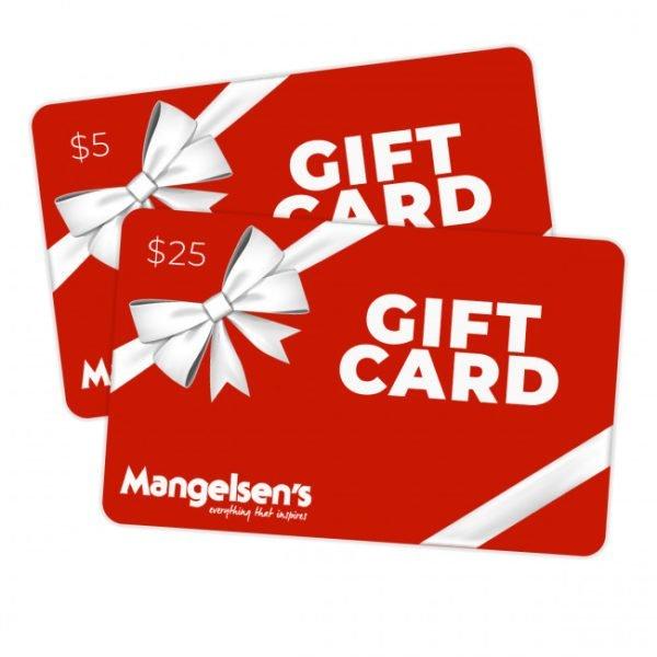 Mangelsen's Gift Card