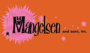 HW Mangelsen and sons, inc logo about Mangelsen's