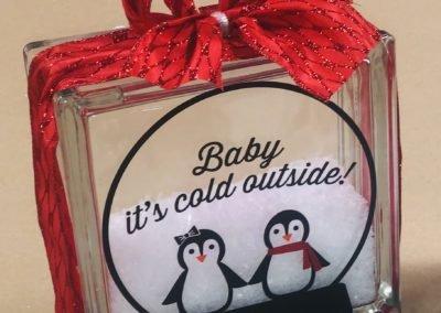 Penguin Glass Block Kit