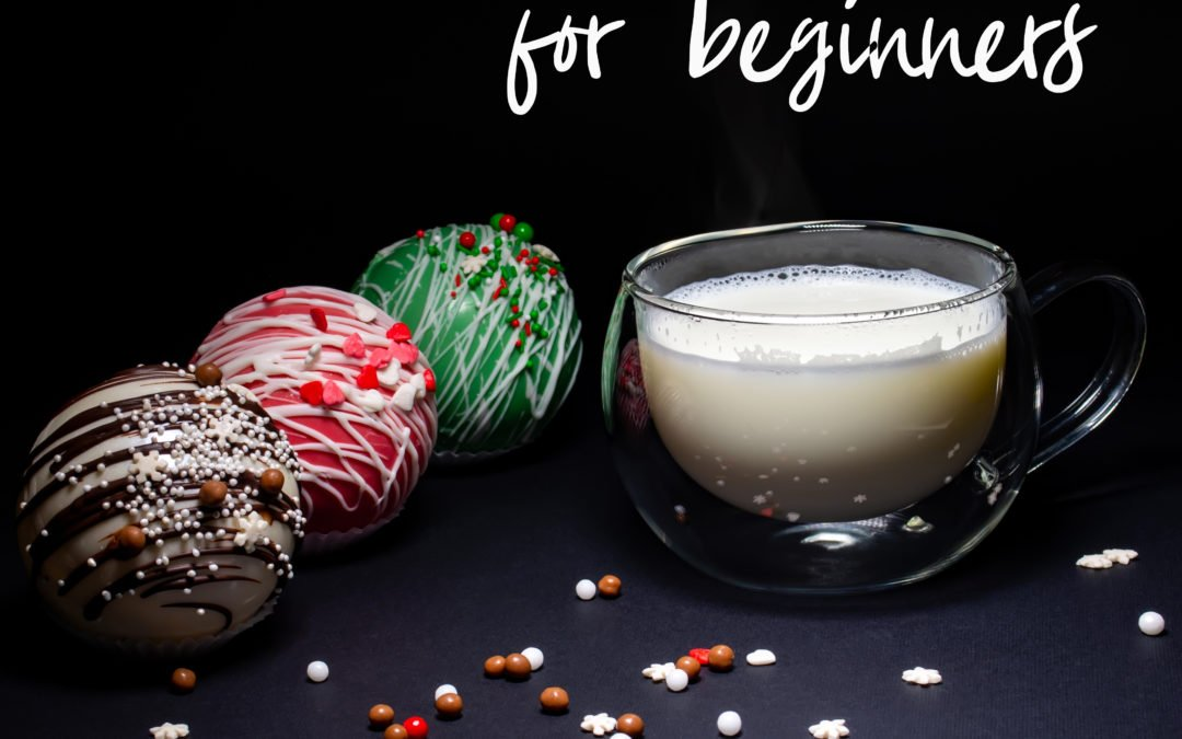 Cocoa Bombs for Beginners