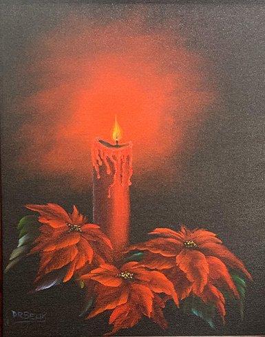 Bob Ross, The Joy of Painting with Donald R. Belik