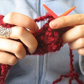Knitting Clinic